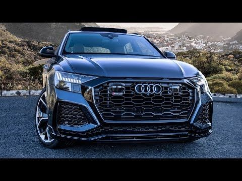 2020 Audi Rsq8 Urus Beater V8tt Super Suv In Daytona Grey Black Optics Best Spec Youtube In 2020 Audi Tt Audi High Performance Cars