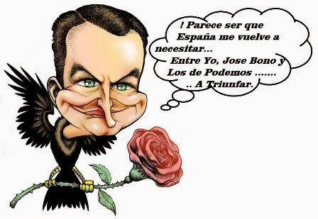 fotografias cachondas: Reentrada a la politica de Zapatero