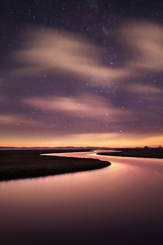 The River of Time by Tyler Brigham on 500px
