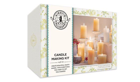 Hobbycraft Kirstie Kits - candle making kit http://www.hobbycraft.co.uk/kirstie-allsopp