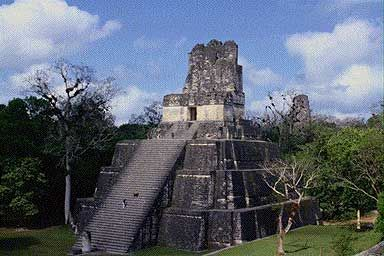 Tikal is one of the largest archaeological sites and urban centres of the pre-Columbian Maya civilization. It is located in the archaeological region of the Petén Basin in what is now northern Guatemala