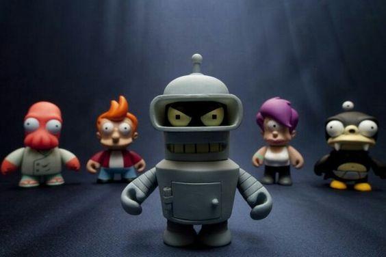Futurama characters