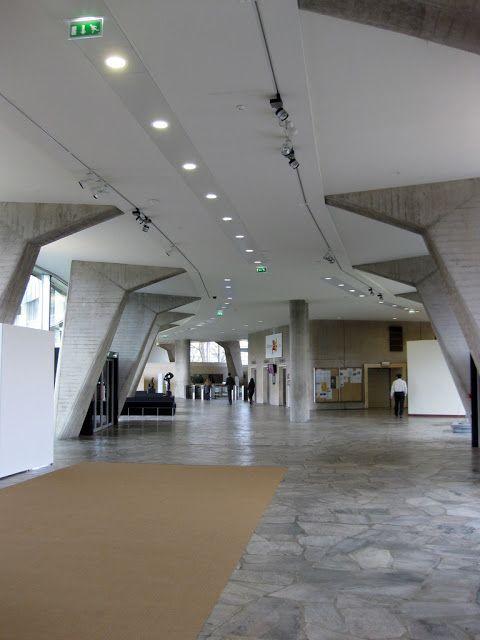 La Forma Moderna en Latinoamérica: Sede de la Unesco en Paris, 1953 - 1958.