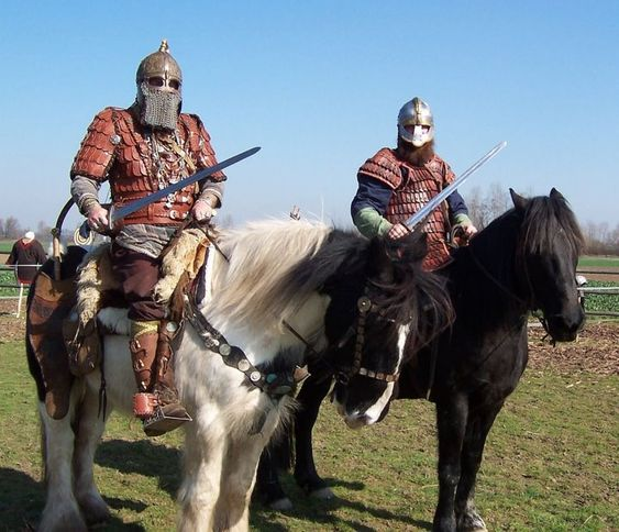 Viking raiders   Horseback   Pinterest   Raiders and Vikings