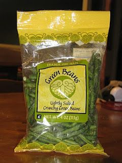 What's Good at Trader Joe's?: Trader Joe-San's Green Beans