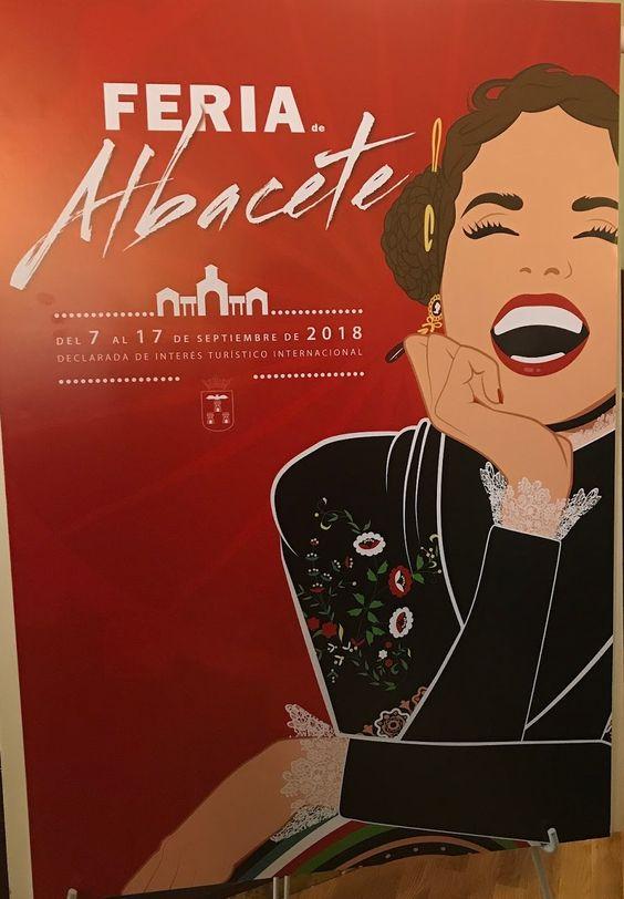 Cartel Feria Albacete 2018
