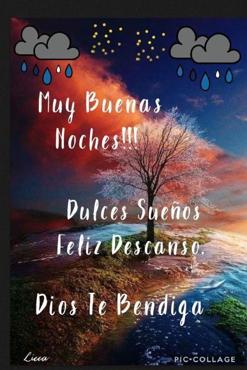 Imagenes De Buenas Noches Gratis Good Night In Spanish Good Night Prayer Good Night Greetings