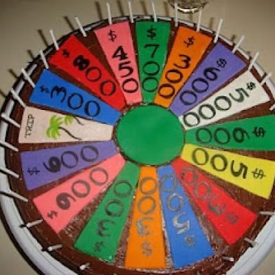 wheel of fortune bingo instructions
