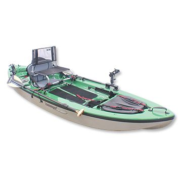 Just found this Fly-Fishing Kayak - Diablo Chupacabra Platinum Package -- Orvis on Orvis.com!