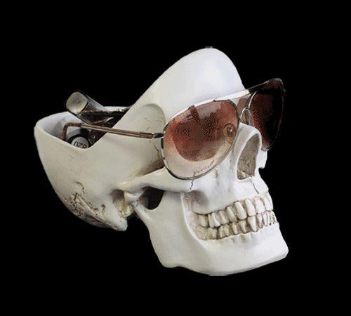 Skull Organizer// SMOKO