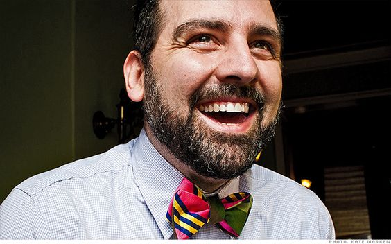 The bow ties that are taking D.C. by storm