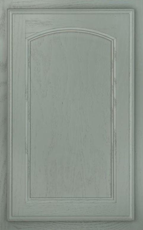 Schuler Cabinetry Kensington Oak Islander Sheer Oak Door