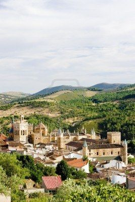 Guadalupe, provincia de Cáceres, Extremadura, España