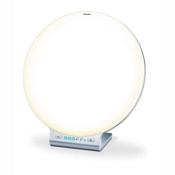 Lampe luminothérapie connectée 2 en 1 TL 100 BEURER : prix…