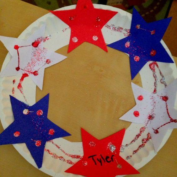 july 4th church crafts