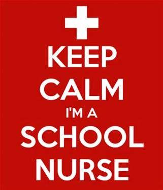 KEEP CALM I'M A SCHOOL NURSE Poster | LAUREN | Keep Calm-o-Matic