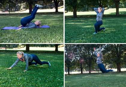 Øvelser til utetrening | Stellamagasinet.no