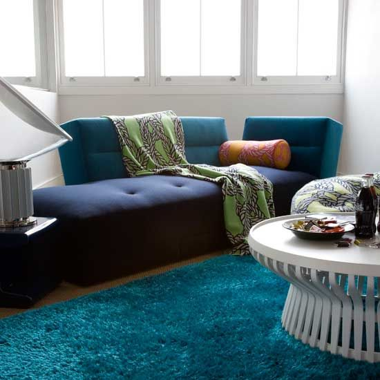 Turquoise Room Decorations Looking For Some Cool Diy Room Decor Ideas In Say The Color Turquoi Living Room Turquoise Small Living Room Design Turquoise Room