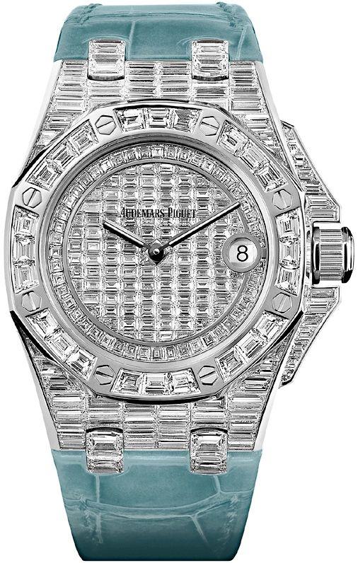 Audemars Piguet Royal Oak Offshore Quartz Watch 67543bc Zz D314cr
