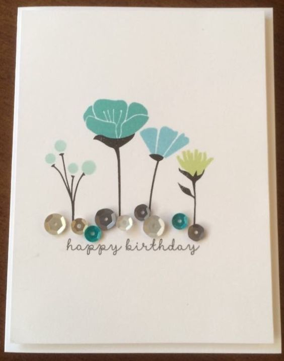 Simple card by Tracey McWaters. CTMH Happy Times stamp set | ctmh ...
