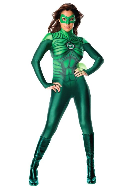 Green Lantern Women | Sexy Green Lantern Costume | BODY PAINT & COSPLAY |  Pinterest | Green lantern costume, Superhero suits and Costumes - Green Lantern Women Sexy Green Lantern Costume BODY PAINT