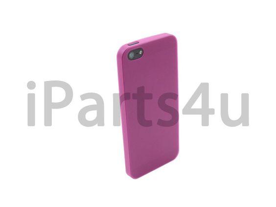 Ultra-dünne Premium Back Cover Case iPhone 5 Pink iPad Zubehör, iPhone Zubehör und iPod Zubehör || Gut und Billig