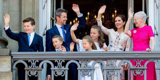 May 26, 2018--Crown Prince Frederik 50th royal birthday