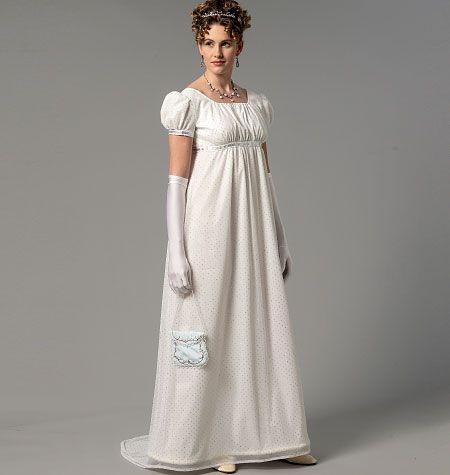 Epingle Sur Robes Empire