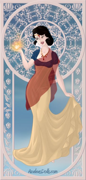 Goddess Snow White by ~A1r2i3e4l5 on deviantART: