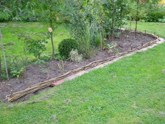 rasenkantensteine/beeteinfassung - was habt ihr genommen ? - seite, Garten und Bauen