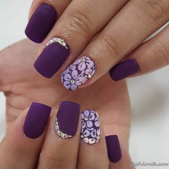 100+ Classic & Delicate French Manicure & other Beautiful Nail Art ...