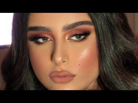 تتوريال مكياج سحبة العين Youtube Makeup Tutorials Youtube Makeup Tutorial Makeup