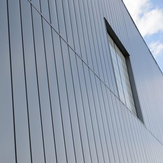 Vertical Flat Metal Wall Panel Exterior Wall Panels Metal Wall Panel Metal Siding