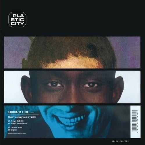 "Laidback Luke - Music's Always On My Mind 12"""