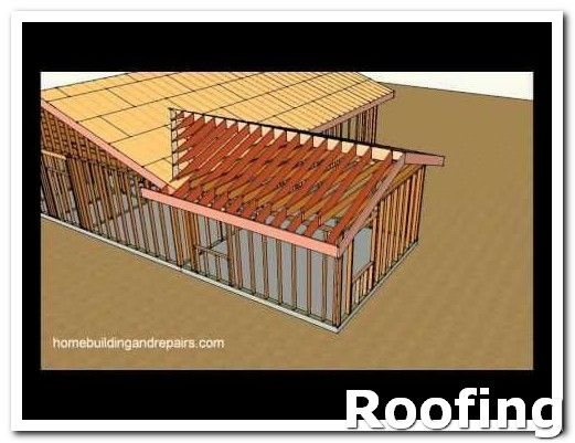 Pin On Roofing How To