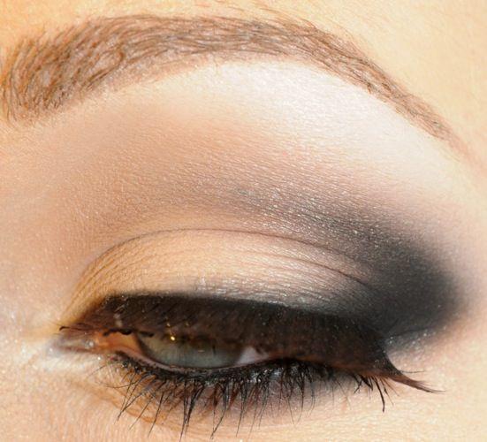 Soooo pretty!!: Smoky Eyes, Makeup Eyes, Eye Makeup, Dramatic Eyes, Eyemakeup Smokeyeye, Hair Style, Smokey Eye