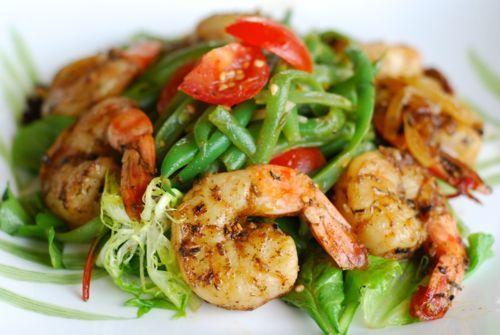 ... seasoned tofu seasoned spinach tabil seasoned sauteed shrimp recipes