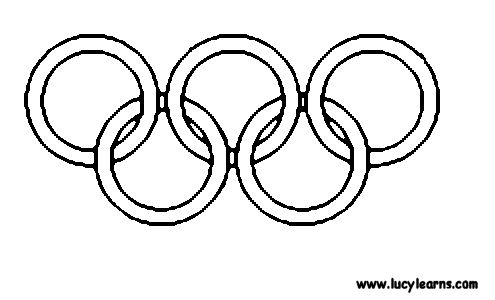 olympic games flag