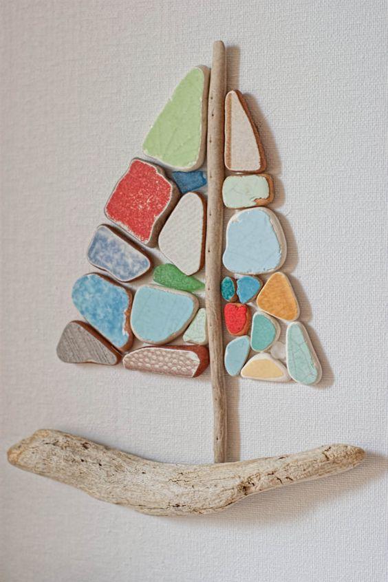 Küsten / Cottage Dekor Kinder Zimmer Dekoration von MarzaShop