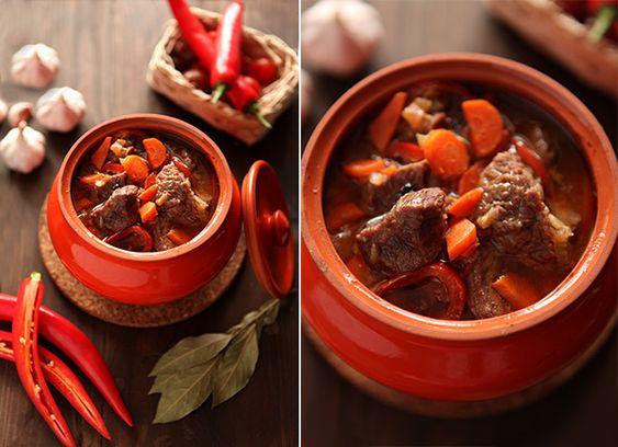 Суп томатный со свинины рецепт