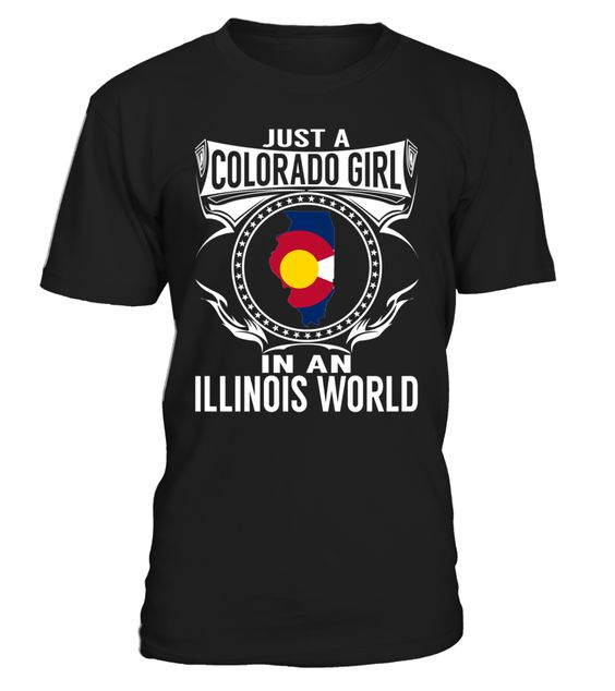 Just a Colorado Girl in an Illinois World