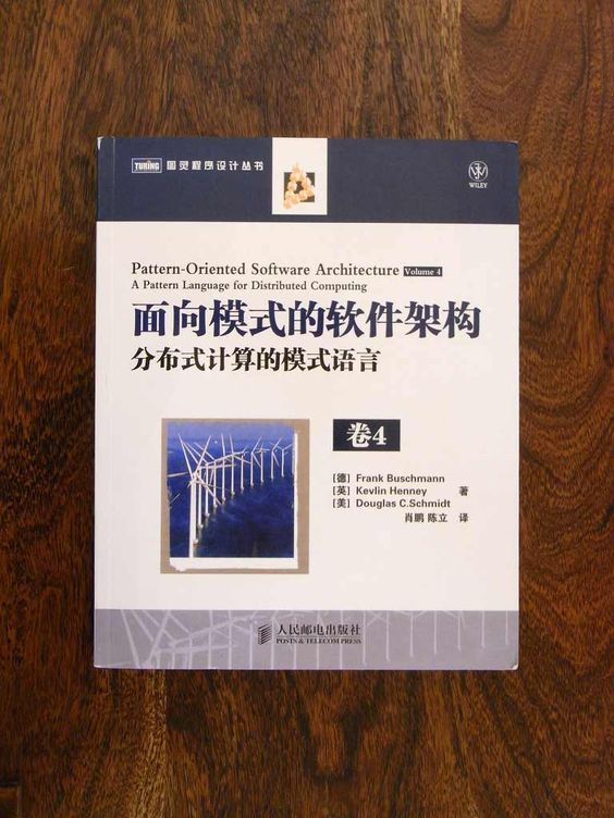 Download Pattern Oriented Software Architecture Volume 4 A Pattern Language for Distributed Computin