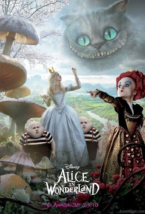 alice in wonderland comparing book and movie Alice stumbles into the world of wonderland mtv movies blog 'alice in wonderland' teaser trailer in freeze frames the jungle book.