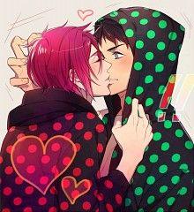 Rin x Sosuke
