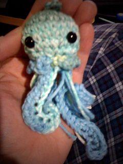 Ravelry: Crochet Baby Jellyfish pattern by Kimi Weldon
