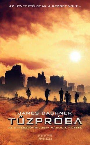Tűzpróba - Posztapokaliptikus gyalogtúra