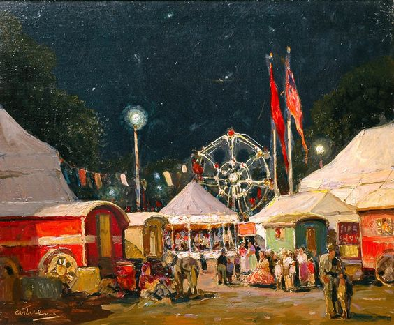 Anthony Thieme born in Holland.  Lived his art life in Rockport, Ma and Dt Augustine Fl.