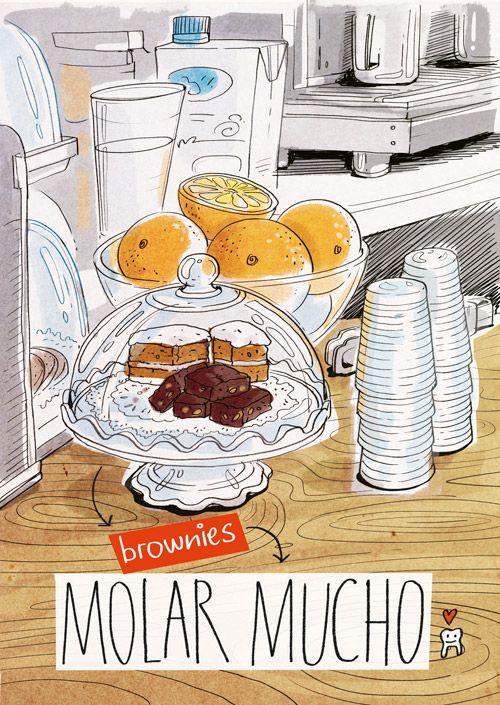 Illustraciones de Alya Mark