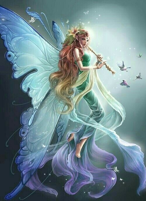 Play A Song For Me Dhm Fantasy Fairy Fairy Art Fairy Pictures