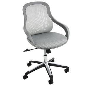 Cadeira Home Office Organic Cinza - Importado - Cadeiras de Escritório no Pontofrio.com